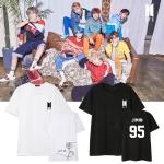 เสื้อยืด BTS LOVE YOURSELF MEMBER -ระบุสี/สมาชิก/ไซต์-
