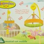 Blossom fram musical cot mobile