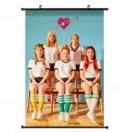ไวนิลแขวนฝาผนัง (40x60cm) Red Velvet Russian Roulette