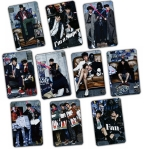 Sticker EXO VOGUE 2015 (10pc)
