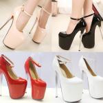 รองเท้าแฟชั่น ไซต์ 34-43 รุ่นความสูง 7.5 และ 8.8 นิ้ว