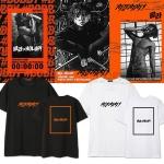 เสื้อยืด IKON BOBBY SOLO HOLUP ALBUM -ระบุสี/ไซต์-