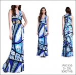 PUC130 Preorder / EMILIO PUCCI DRESS STYLE
