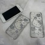 เคสใส คิตตี้ - iPhone 4, 4s
