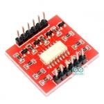 บอร์ดควบคุมไฟ 0-24V ด้วย Arduino แบบแยกวงจร Opto Isolation