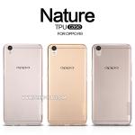 OPPO F1 Plus - เคสใส Nillkin Nature TPU CASE สุดบาง แท้