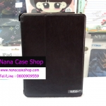 เคส IPad Air / IPad 5 WRX Leather Case สีดำ
