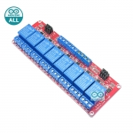 Arduino Relay 24V 8 Channel Relay High/Low Level Trigger Relay Module