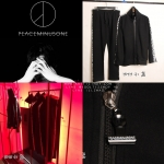 Jacket PEACEMINUSONE full-zip PMO#1 -ระบุไซต์-