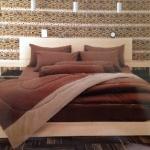 ผ้าปูที่นอน รัดมุม 10นิ้ว ผ้า TC200 เส้นด้าย สีพื้น 27สี 1 ชิ้น 3.5 ฟุต ผืนละ 220 บาท (ส่ง 40 ผืน)