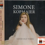 CD,Simone Kopmajer - Good old times