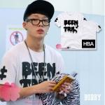 เสื้อยืด BEEN TRILL Sty. Bobby iKon-ระบุไซต์/สี