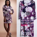 PUC106 Preorder / EMILIO PUCCI DRESS STYLE