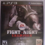 FIGHT NIGHT CHAMPION ZONE 1