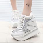 รองเท้าผ้าใบเสริมส้น ไซต์ 35-39