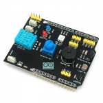 Arduino Easy Module Shield Learning Multifunctional Expansion Board บอร์ดทดลอง Arduino อเนกประสงค์