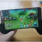 Mobile GamePad ด้ามจับจอยสติ๊ก ใช้ได้กับมือถือทุกรุ่น ไว้เล่นเกม (แบบ Grib คู่)