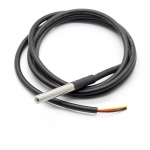 Digital Temperature Temp Sensor Probe DS18B20 For Thermometer Waterproof 100CM