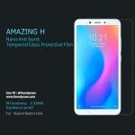 Xiaomi Redmi 6 / 6A - กระจกนิรภัย Nillkin Amazing H แท้ สำเนา