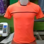 เสื้อกีฬาสีส้มเกรด A