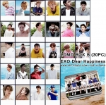 LOMO BOX EXO Dear Happiness B (30pc)