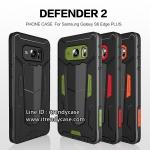 Samsung Galaxy S6 Edge Plus - เคสกันกระแทก ทรงถึก Nillkin Defender2 แท้