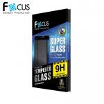 iPhone 8 / 7 (เต็มจอ/SUPER GLASS) - กระจกนิรภัย FULL FRAME FOCUS แท้