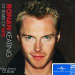 Ronan Keating (Boyzone)- 10 Years of Hits (2004) Thai