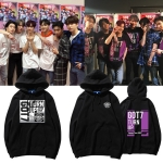 Hoodie GOT7 TURN UP Japan Tour 2017 -ระบุไซต์/สี-