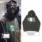 Hoodie Othelo Gervacio Hold Fast Sty.G-Dragon -ระบุไซต์-