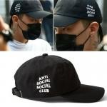 หมวก ANTI SOCIAL CLUB Sty.GD