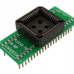 PLCC44 to DIP40 Universal Programmer Socket Adapter Converter Module