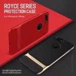 iPhone 8 - ROCK Royce Series case เคสกันกระแทก ดีไซน์เท่ห์ๆ แท้