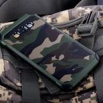 เคสกันกระแทก Samsung Galaxy E7 : NX CASE ลายทหาร