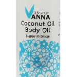 น้ำมันมะพร้าวสกัดเย็น สำหรับบำรุงผิว ผสมกลิ่นดอกไม้และผลไม้นานาชนิด (สีฟ้า) กลิ่นโทนสดชื่น Body oil coconut oil - happy in bloom - blue (สินค้ามีจำนวนจำกัด)