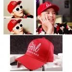 หมวก Girl Sty.G-Dragon