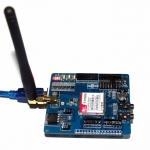 สอน วิธี ใช้งาน Arduino บอร์ด SIM900 Module ส่ง sms โทรออก รับสาย ใช้งานโทรศัพท์ ใช้ได้ใน 3 นาที