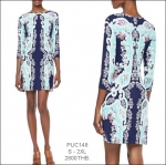 PUC148 Preorder / EMILIO PUCCI DRESS STYL