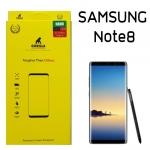 Samsung Note8 (เต็มจอ/Nano) - GORILLA ฟิลม์ นาโน NANO TECH FILM แท้