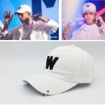 หมวก W แบบ Jackson GOT7