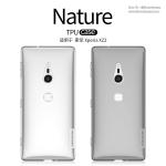 Sony Xperia XZ2 - เคสใส Nillkin Nature TPU CASE สุดบาง แท้