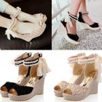 รองเท้าส้นเตารีด ไซต์ 34-39