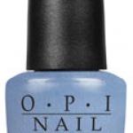 OPI - It's a Boy สีฟ้าพาสเทลแสนน่ารัก มีชิมเมอร์เนื้อมุกสีซิลเว่อร์ผสม