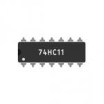 IC 74HC11 74HC11B1
