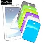 เคส ซิลิโคน Samsung Galaxy Note 8.0: รุ่น Crystal สีสันสดใส ทึบแสง