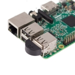 USB Mini Microphone for Raspberry Pi ไมโครโพนแบบ USB ขนาดเล็กสำหรับ RaspberryPi PC และ Laptop