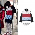 เสื้อ AMBUSH WINDBREAKER PULLOVER Zip Sty.G-DRAGON