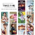 Sticker Card set TWICE - LIKEY (KT963)