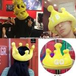 มงกุฎแท่งไฟ BIGBANG -ระบุสมาชิก-