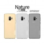 Samsung S9 - เคสใส Nillkin Nature TPU CASE สุดบาง แท้